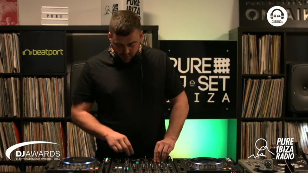 Max Chapman - Live @ DJAwards x Pure Ibiza Radio 2019