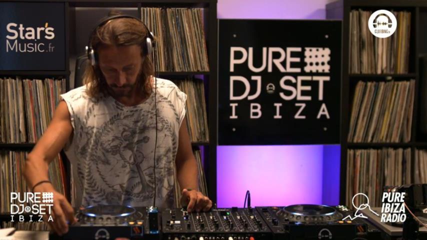 Bob Sinclar - Live @ Pure Ibiza Radio [22.07.2019]