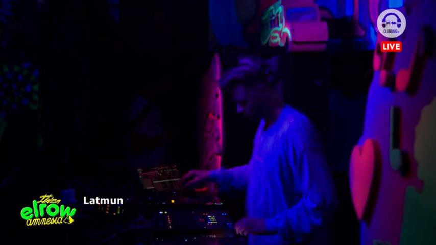 Latmun - Live @ Elrow Amnesia 27th July 2019