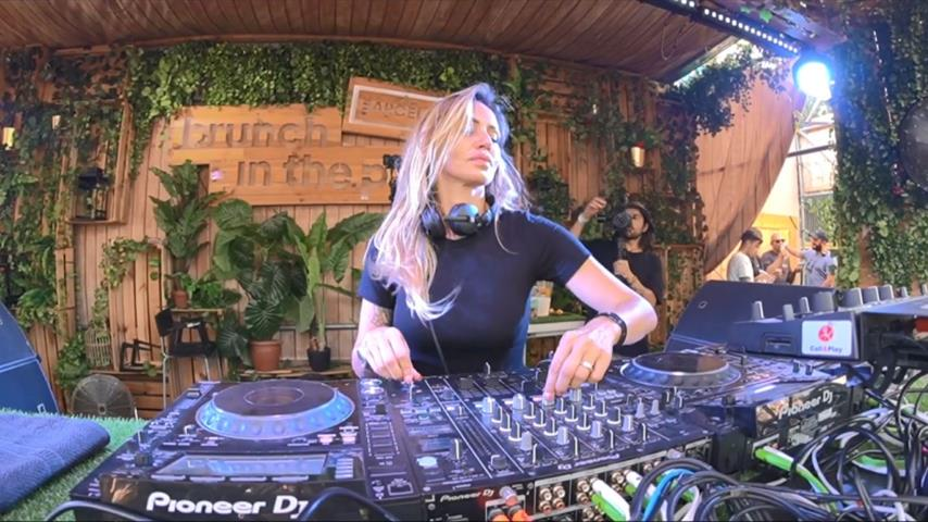 Deborah De Luca - Live @ Brunch -In the Park Barcelona 2019