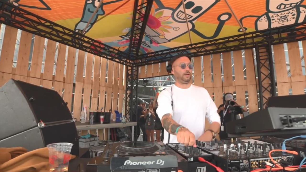 Nic Fanciulli - Live @ Zurich Street Parade 2019