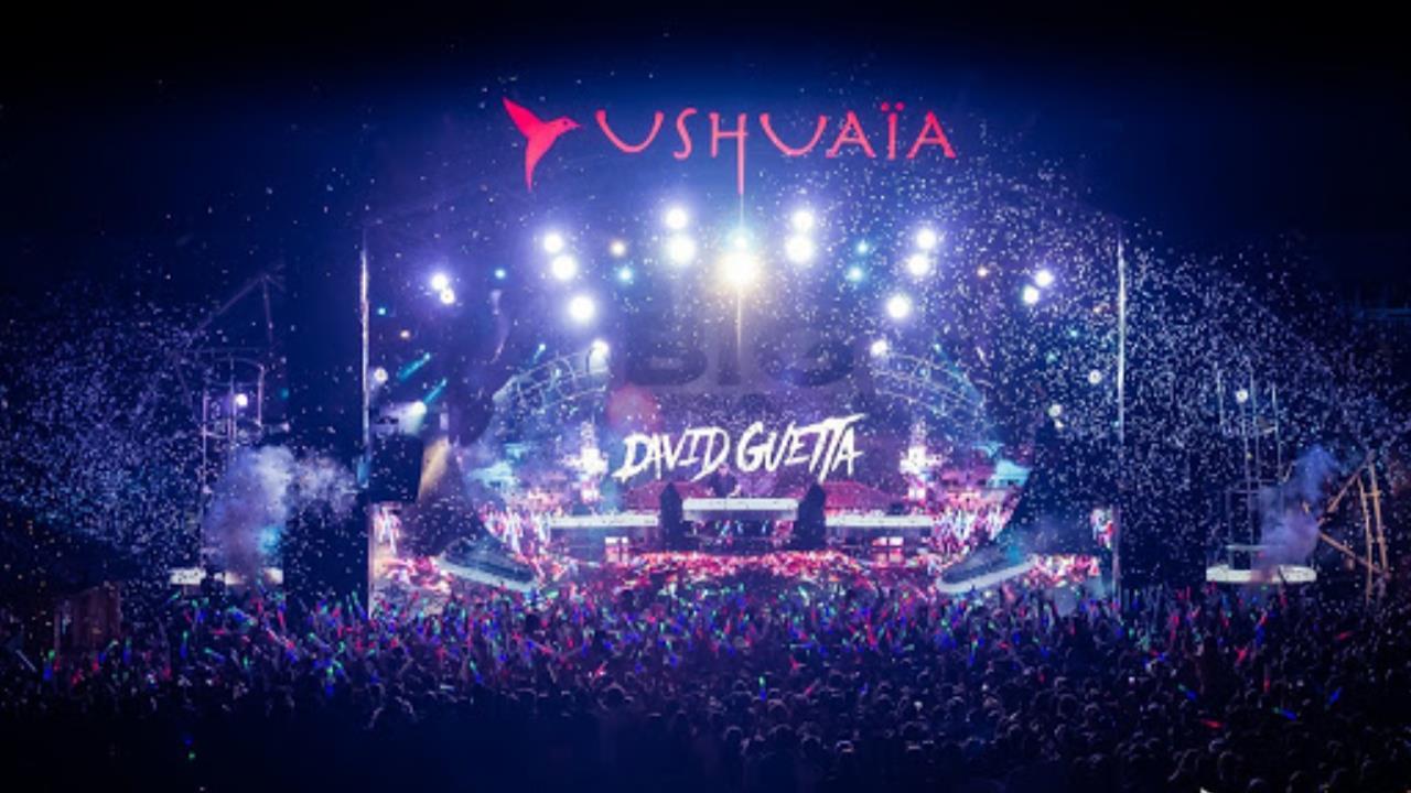David Guetta - Live @ BIG (Closing Party), Ushuaia Beach Club Ibiza 2019