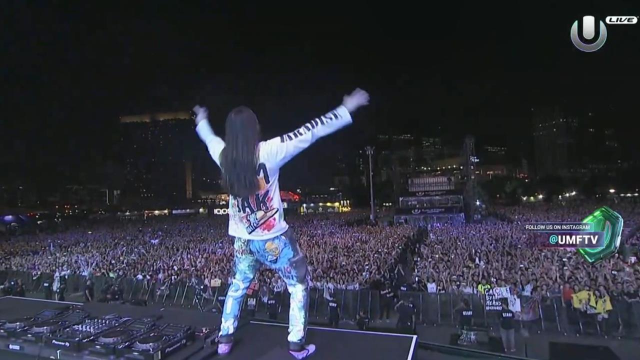 Steve Aoki - Live @ Ultra Japan 2019 Mainstage