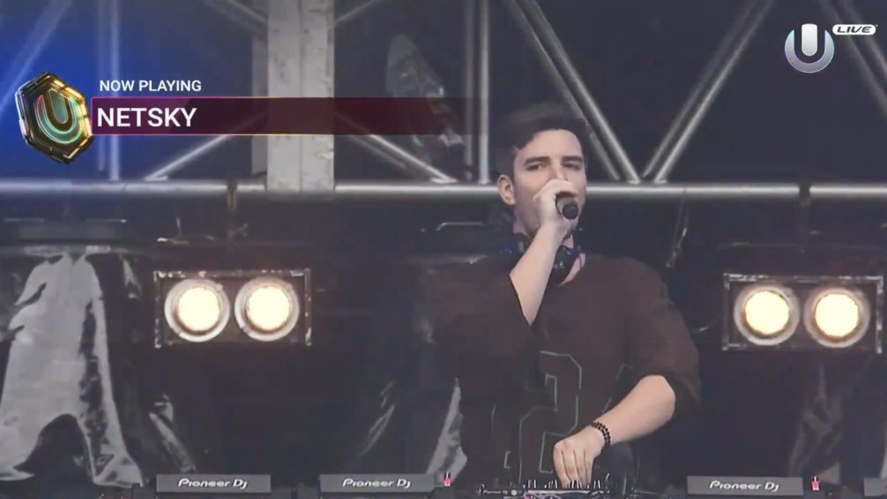 Netsky - Live @ Ultra Japan 2019 Mainstage