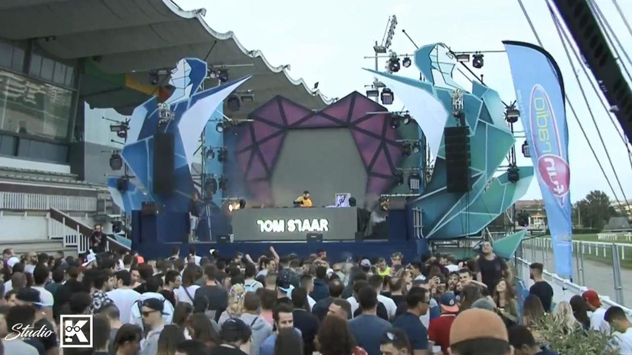 Tom Staar - Live @ Hope Music Festival 2019 Axtone Stage