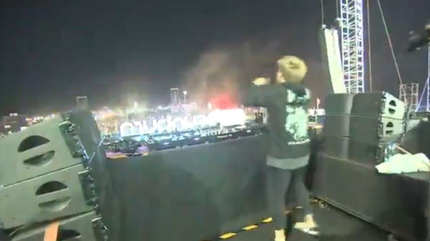 Kayzo - Live @ Sunburn Festival India 2017