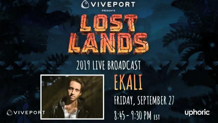 Ekali - Live @ Lost Lands Festival 2019