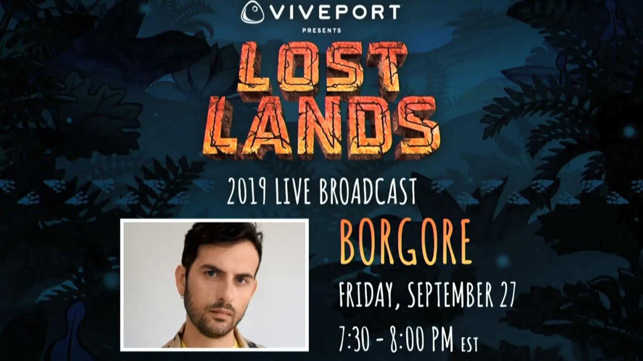 Borgore - Live @ Lost Lands Festival 2019