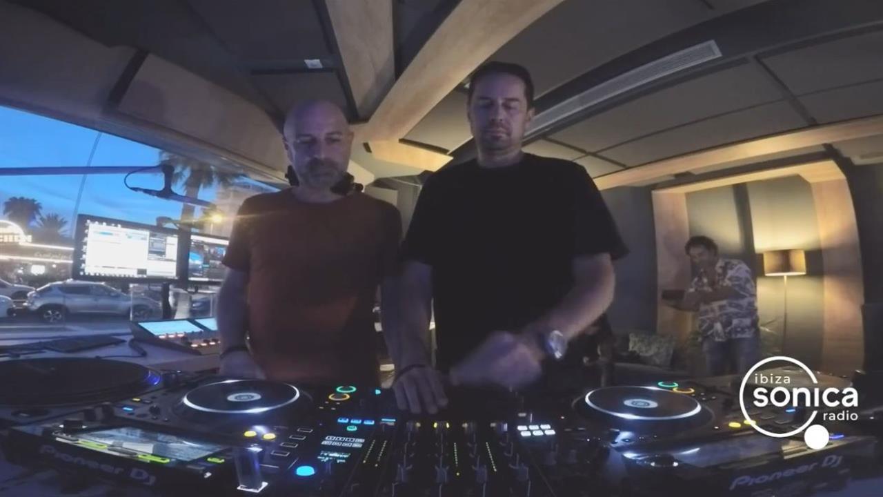 Oxia b2b Nicolas Masseyeff - Live @ Ibiza Sonica Radio 2019