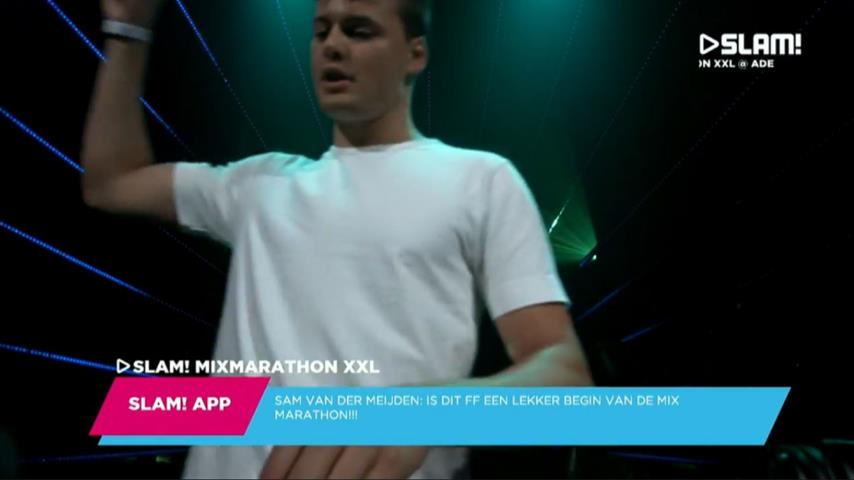 Mike Williams - Live @ SLAM! Mix Marathon XXL ADE 2019