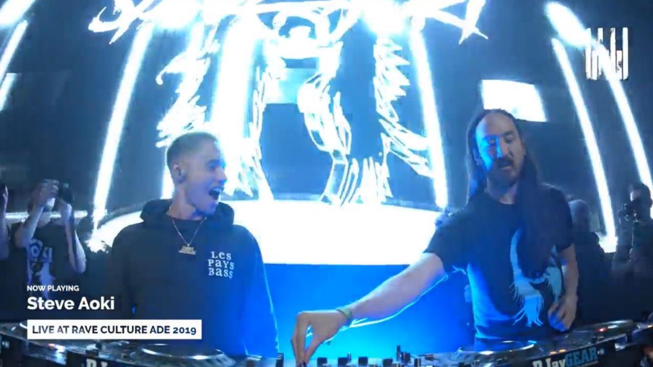Steve Aoki - Live @ Rave Culture x Ade 2019
