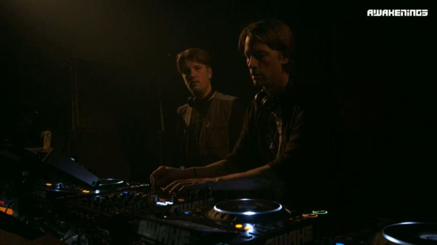 Bart Skils and Layton Giordani - Live @ Awakenings x Adam Beyer pres. Drumcode x ADE 2019