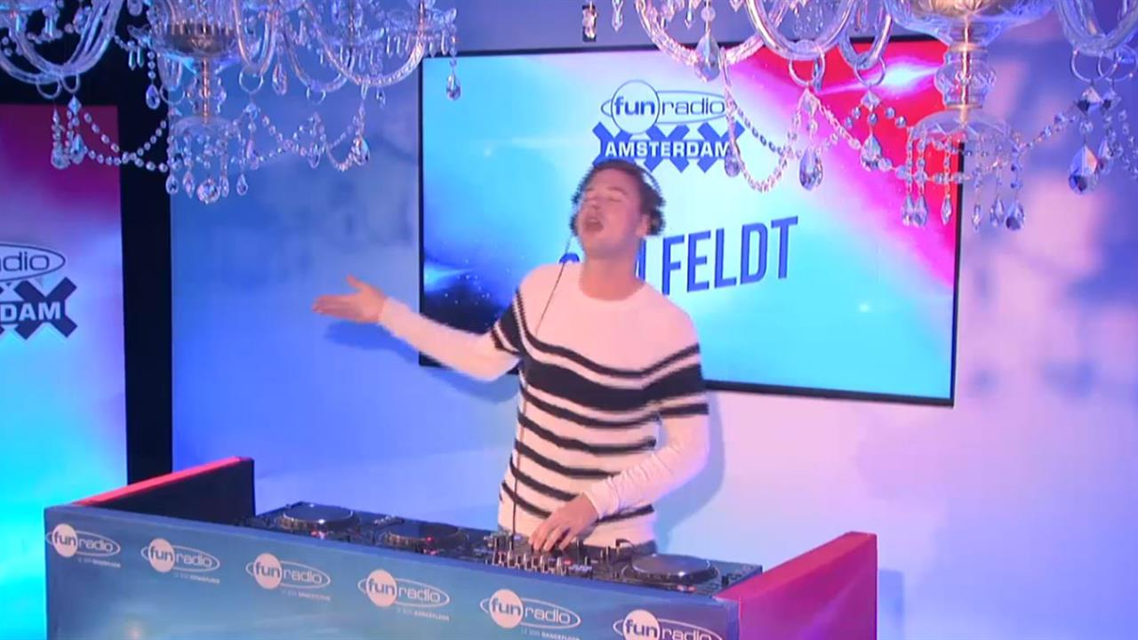 Sam Feldt - Live @ Fun Radio x ADE 2019