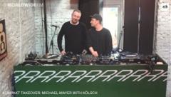 Kölsch b2b Michael Mayer - Live @ Kompakt Records Showcase, ADE 2019
