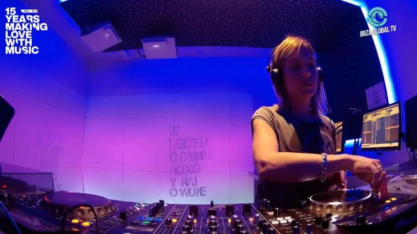 Anna Tur - Live @ Ibiza Global Radio 15th Anniversary 19 hours live marathon 2019