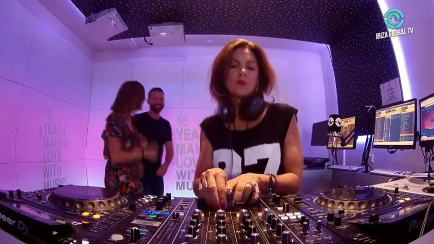 Davina Moss - Live @ Moss Y Mass Radio Show [21.08,2019]