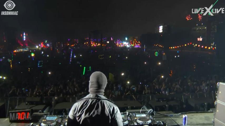 Malaa - Live @ EDC Orlando 2018