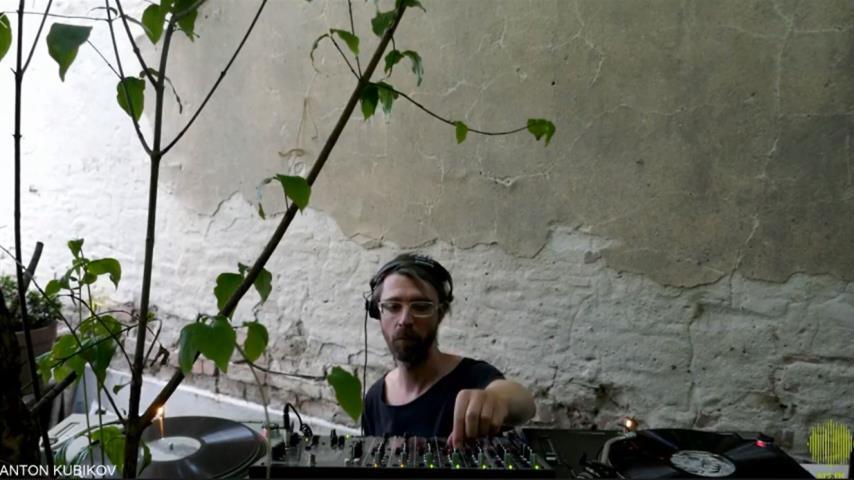 Anton Kubikov - Live @ RTS.FM Berlin 2019