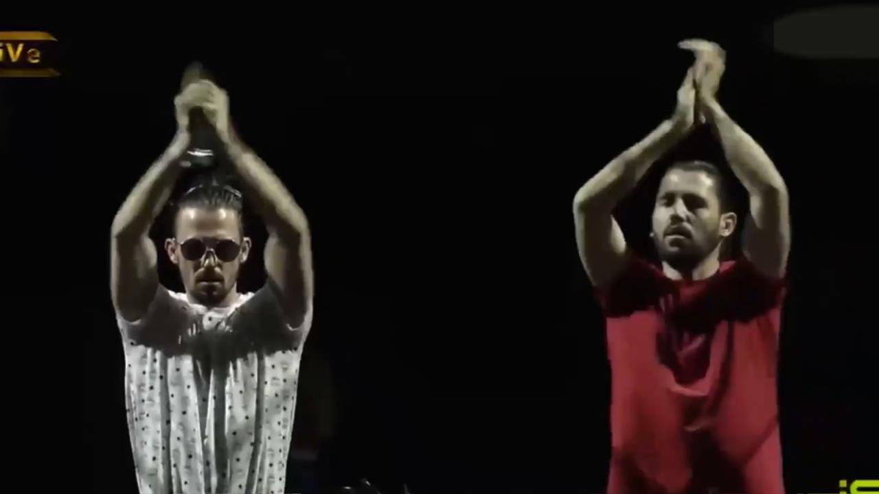 Dimitri Vegas & Like Mike - Live @ ISY Music Festival 2019