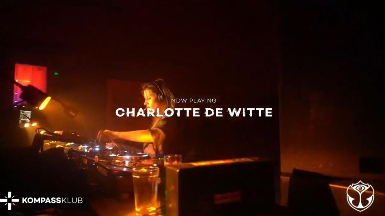 Charlotte de Witte - Live @ Lockdown Session x Kompass, Ghent 2020