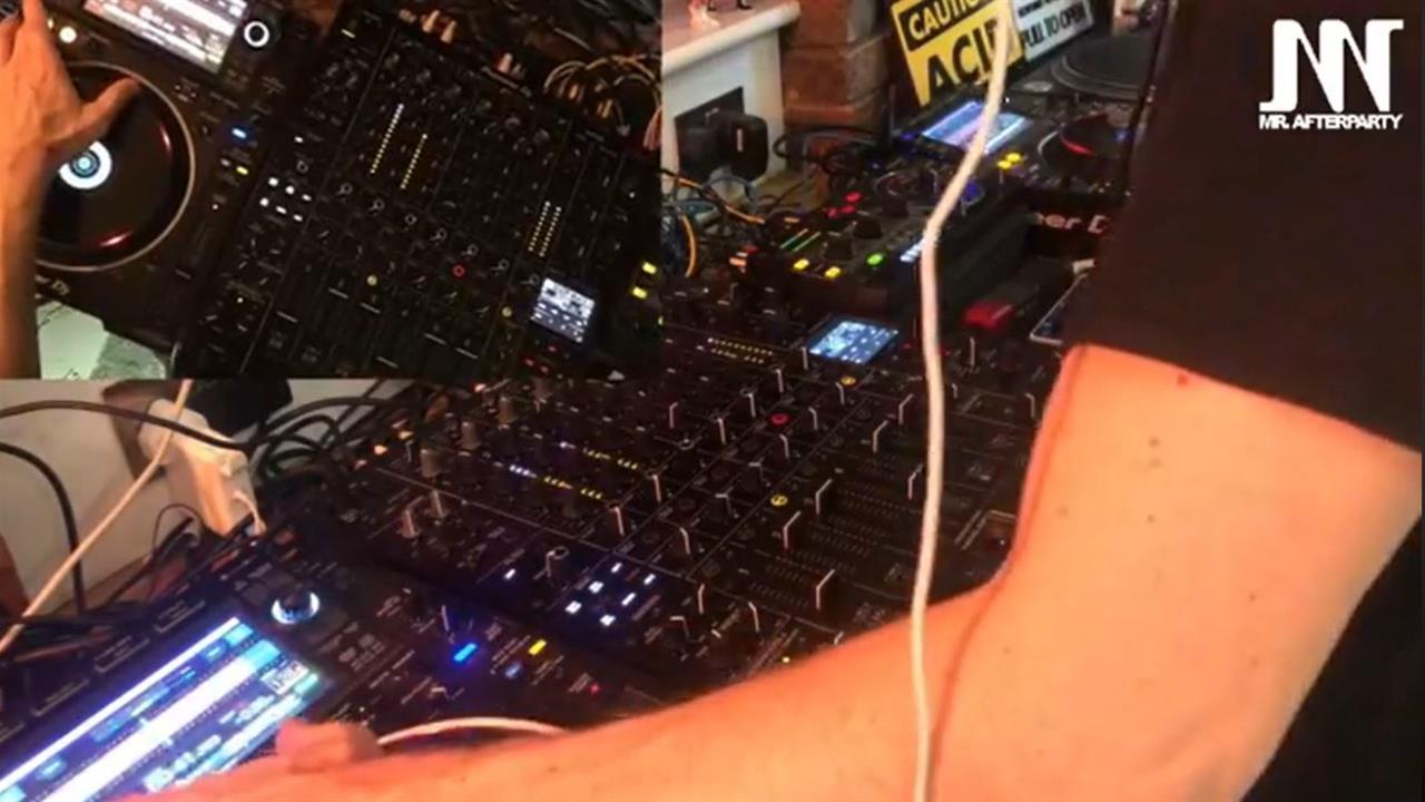 James Zabiela - Live @ Last Night a Streaming Saved My Life 2020