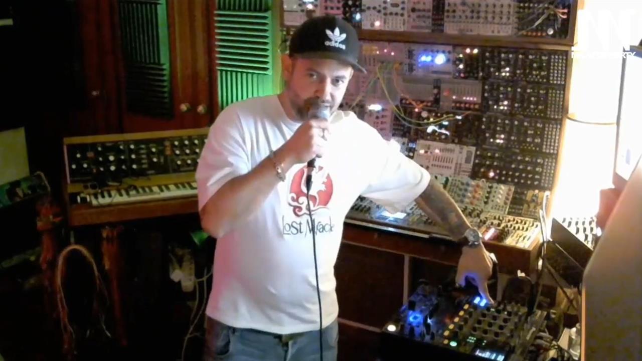 Sebastien Leger - Live @ Last Night A Streamin Saved My Life 2020