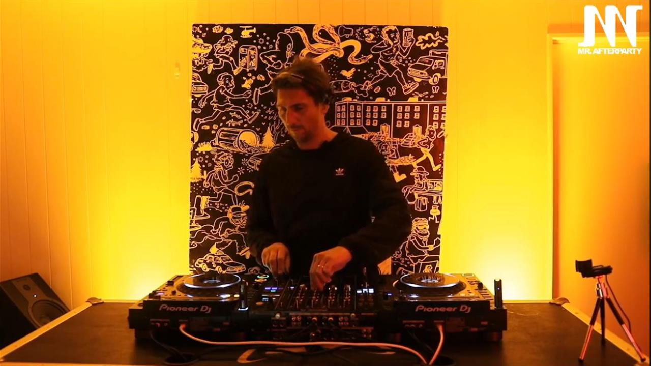 Pan-Pot (Thomas) - Live @ Last Night A Streamin Saved My Life 2020