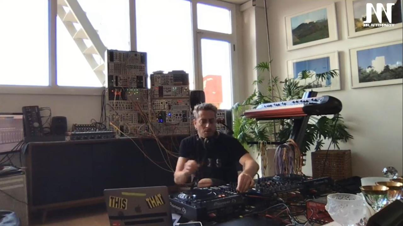 Davide Squillace - Live @ Last Night A Streamin Saved My Life 2020