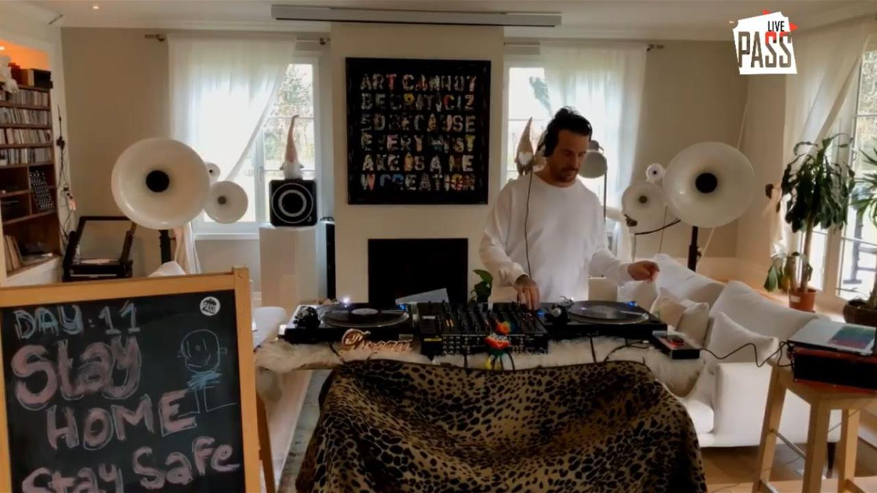 Luciano - Live @ Living Room Series #11 2020