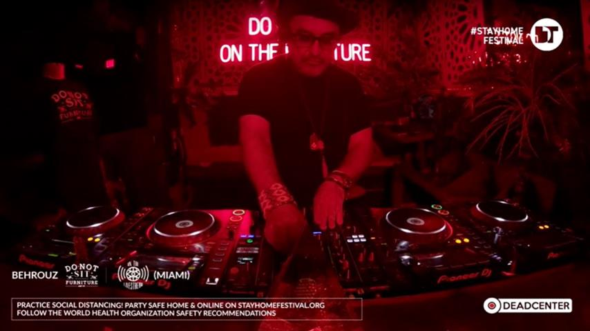 Behrouz - Live @ Do Not Sit, Quarantine Sessions Episode 2 2020