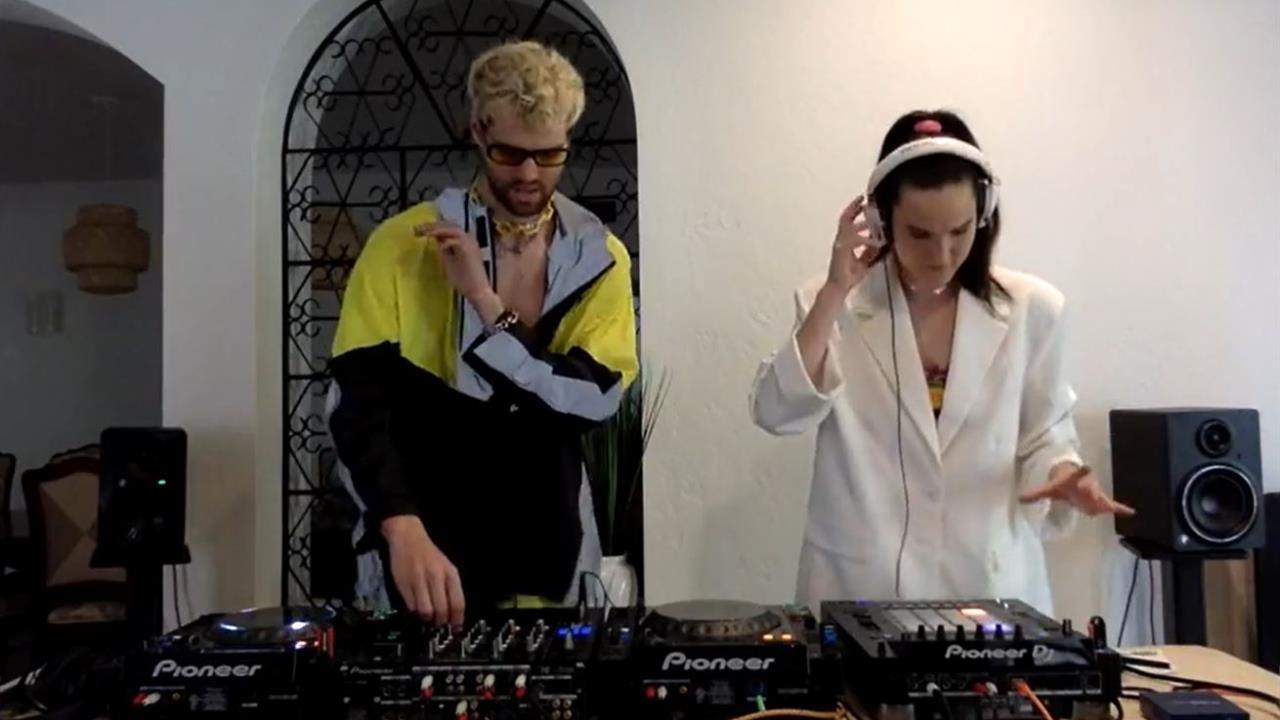 Sofi Tukker - Live @ Home [01.04.2020]