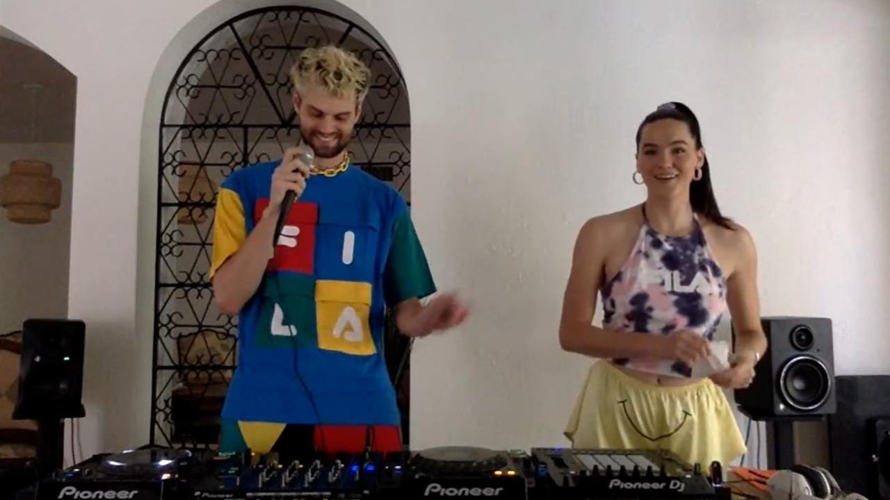 Sofi Tukker - Live @ Home [04.04.2020]