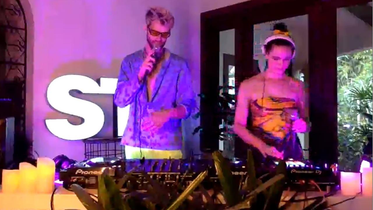 Sofi Tukker - Live @ Home [16.04.2020]