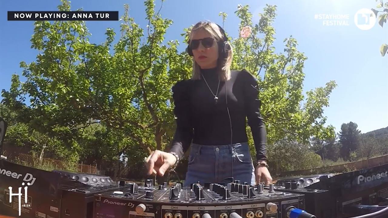 Anna Tur - Live @ Ibiza Needs Ibiza Beats 2020
