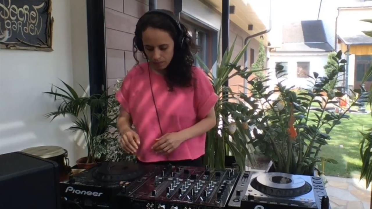 Joyce Muniz - Live @ Secret Garden #4 2020