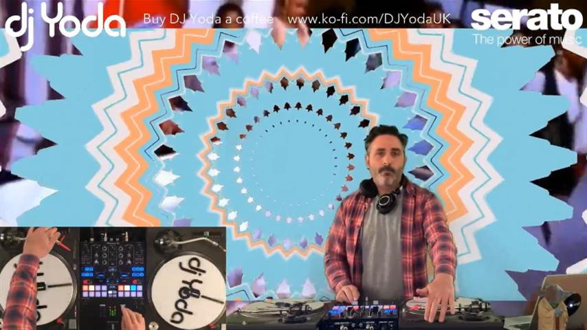 DJ Yoda - Live @ Home x Serato 2020