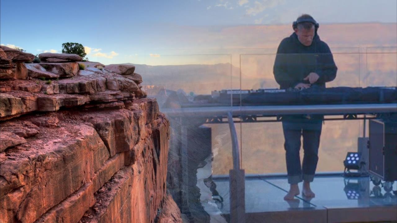 Kaskade - Live @ Coke Studio Sessions x Grand Canyon Skywalk 2020