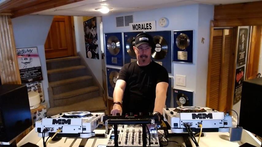 John Morales - Live @ Liverpool Disco Festival's Lockdown Live Stream 2020
