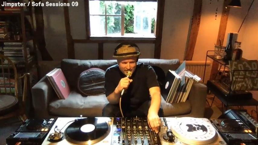 Jimpster - Live @ Sofa Sessions 009 2020