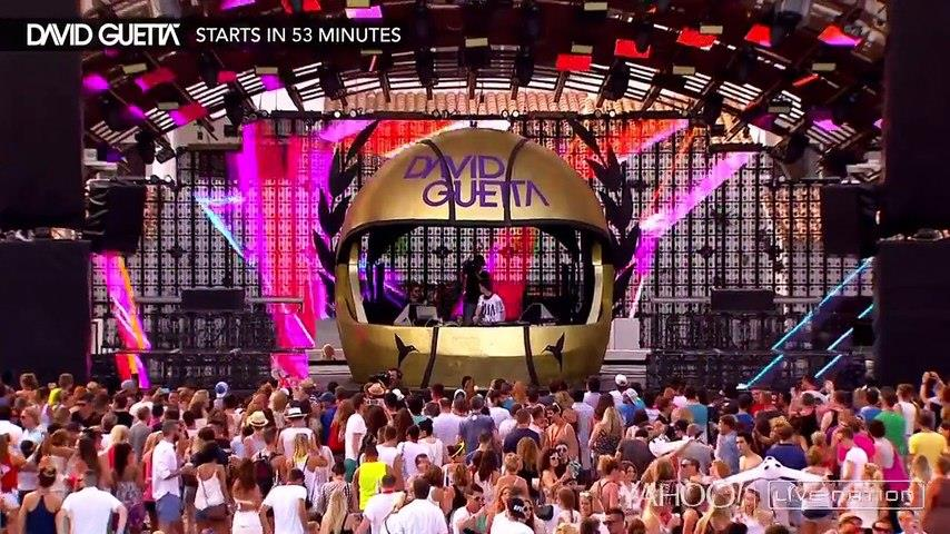 Robin Schulz - Live @ David Guetta's Pool Position Closing Party 2015