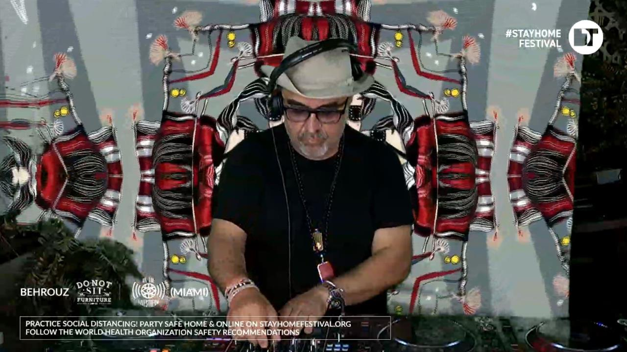 Behrouz - Live @ Love Is In The Air Live from Do Not Sit: Episode 8 2020