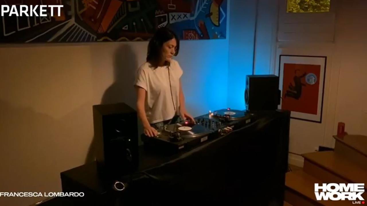 Francesca Lombardo - Live @ Home Work 2020