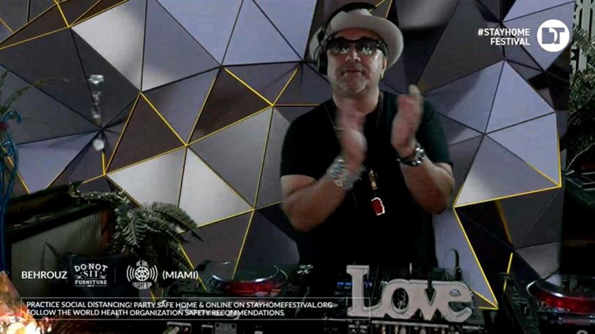 Behrouz - Live @ Love Is In The Air Live from Do Not Sit: Episode 9 2020