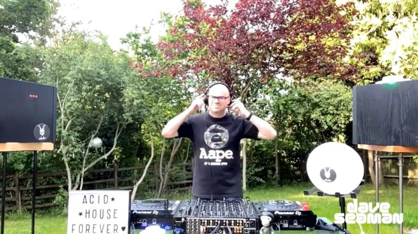 Dave Seaman - Live @ Home Lockdown Livestream #3 2020