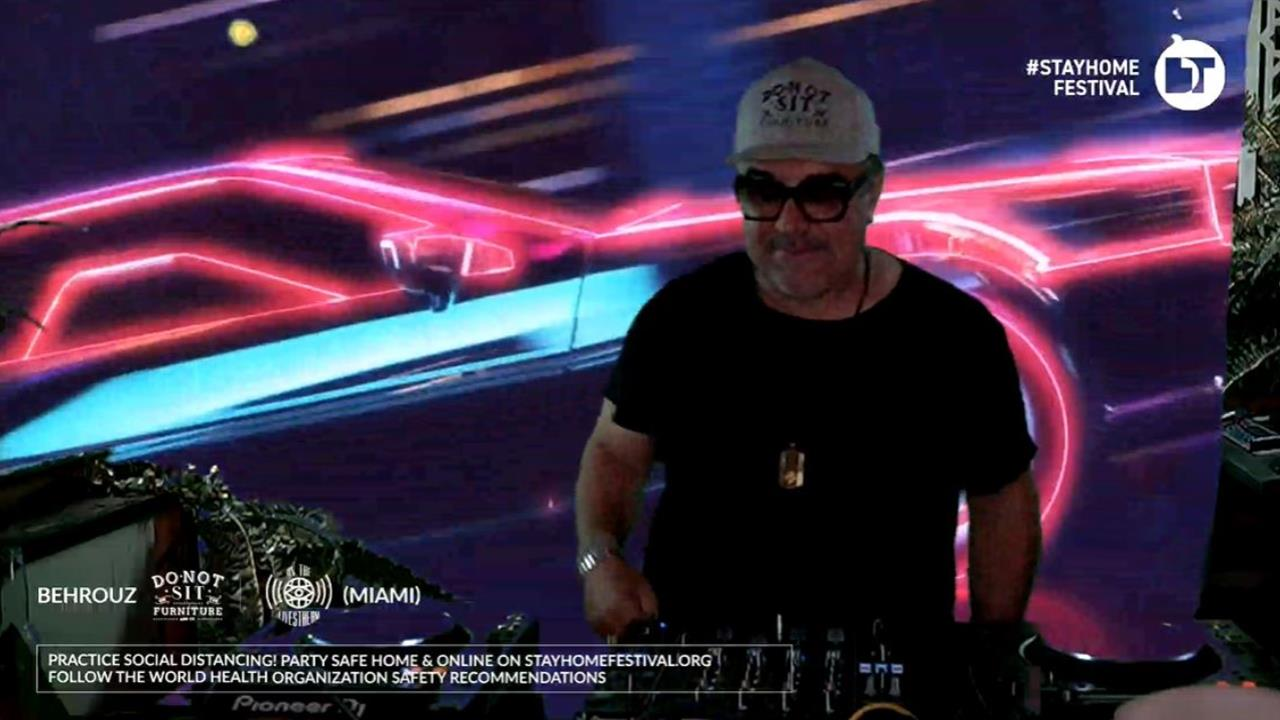 Behrouz - Live @ Love Is In The Air Live from Do Not Sit: Episode 10 2020
