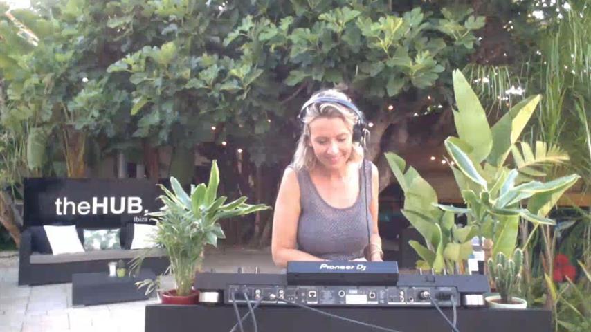 Kellie Allen - Live @  2nd Home, Ibiza Global Radio 2020