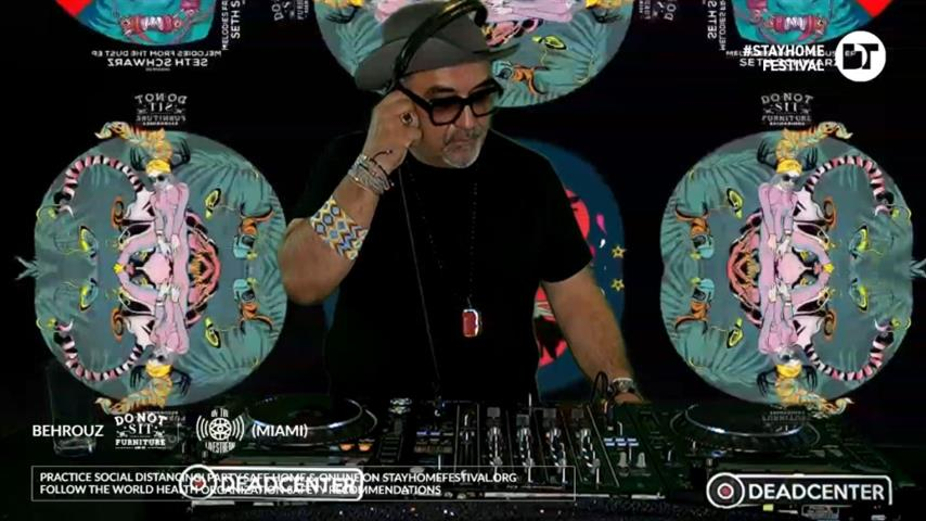 Behrouz - Live @ Love Is In The Air Live from Do Not Sit: Episode 12 2020