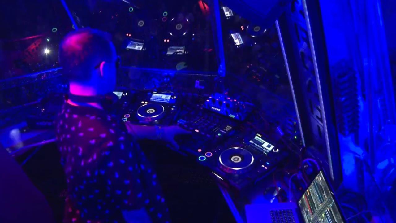 Sasha - Live @ Ultra Music Festival, Resistance Stage WMC 2015