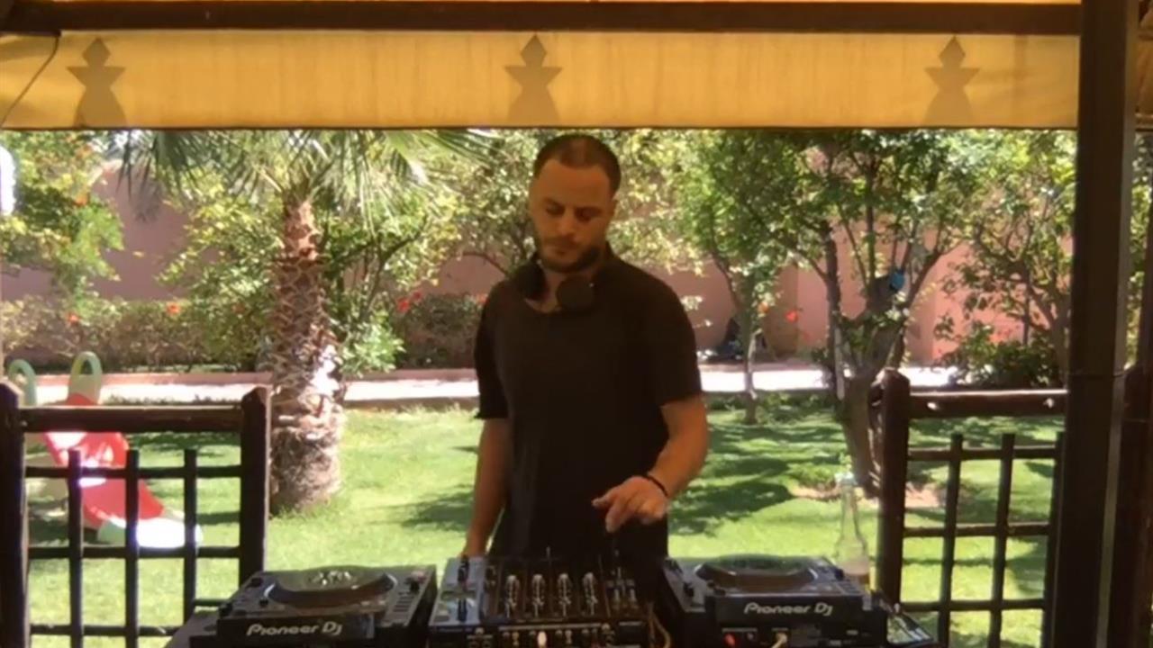 Amine K - Live @ Home Stream for Summerdaze & Defam 2020