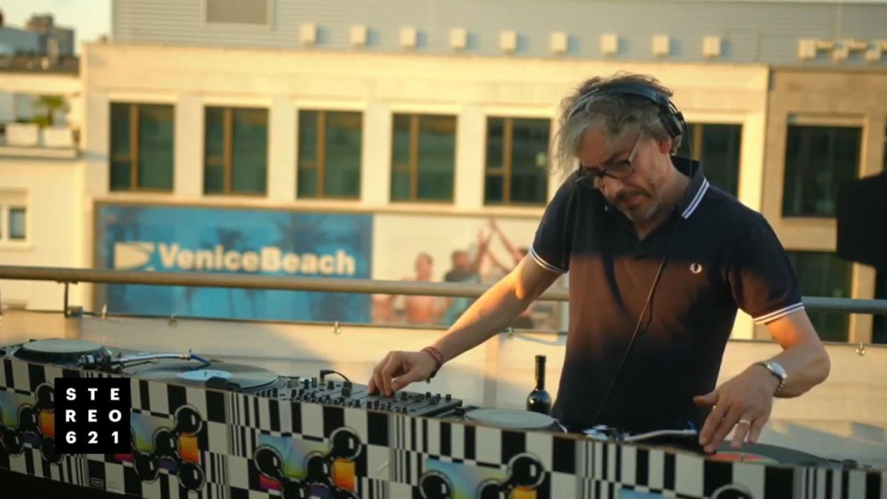 Move D - Live @ Stereo 621 Rooftop Party 2020